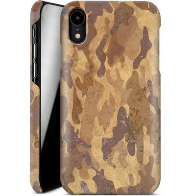 Apple iPhone XR Smartphone Huelle - Camo Bark von caseable Designs