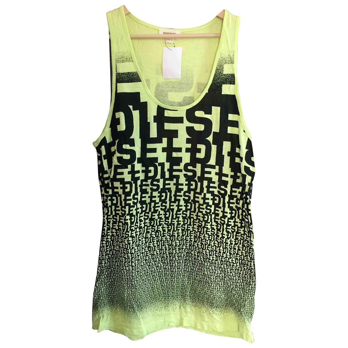 Diesel \N Green Cotton  top for Women L International