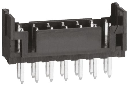 Hirose , DF11, 14 Way, 2 Row, Straight PCB Header (10)