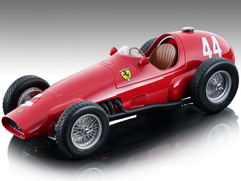Ferrari 625F1 44 Maurice Trintignant Winner Formula One F1 Monaco Grand Prix (1955)