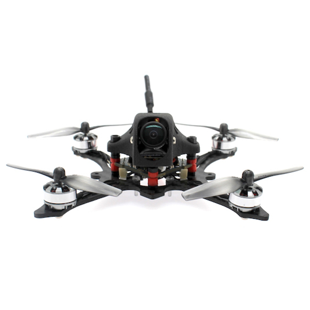 HBFPV FF65-GT 3S 2.5Inch Toothpick FPV Racing Drone F4 OSD 12A BLHeli_S 200mW VTX Caddx EOS2 Cam BNF - Futaba AC900