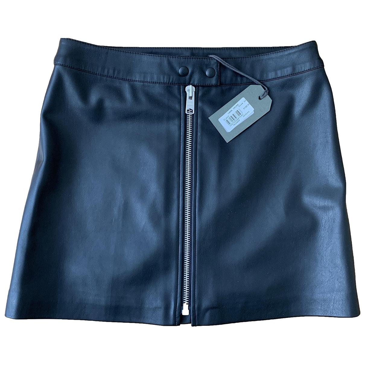 All Saints \N Black skirt for Women 10 UK