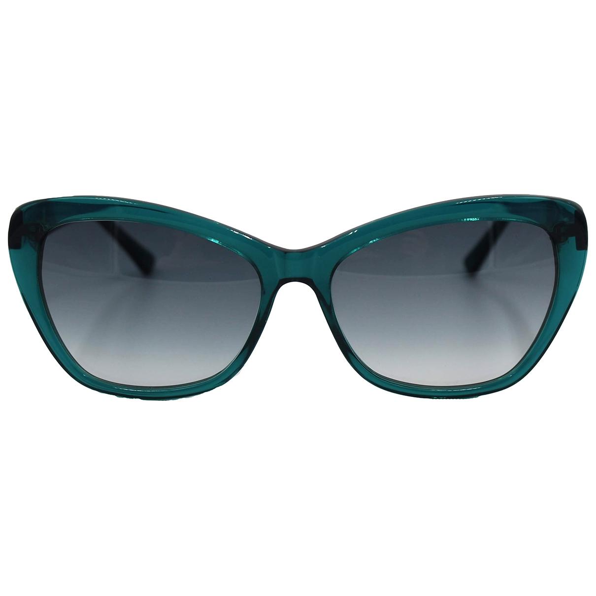 Romeo Gigli \N Green Sunglasses for Women \N