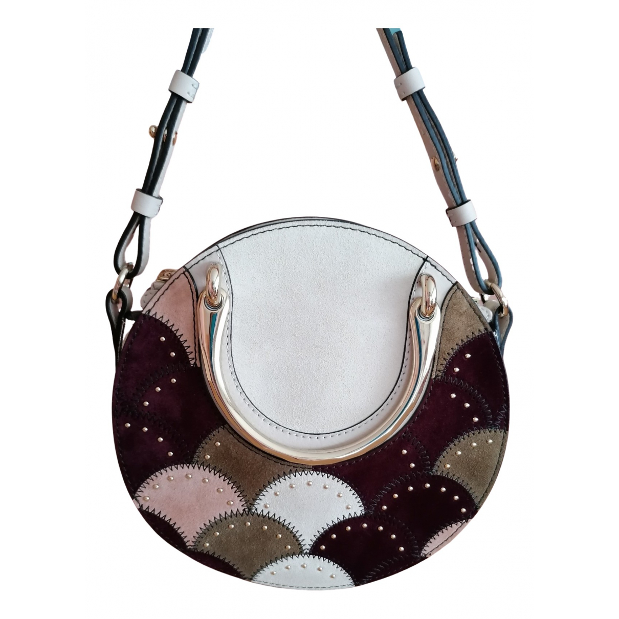 Chloé Pixie Multicolour Leather handbag for Women \N