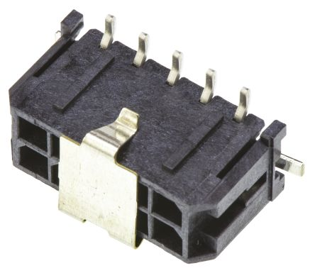 Molex , Micro-Fit 3.0, 43045, 10 Way, 2 Row, Straight PCB Header (5)