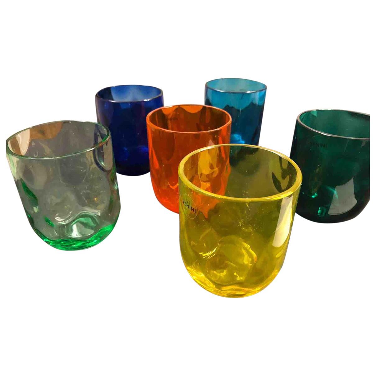 Venini - Arts de la table   pour lifestyle en verre - multicolore