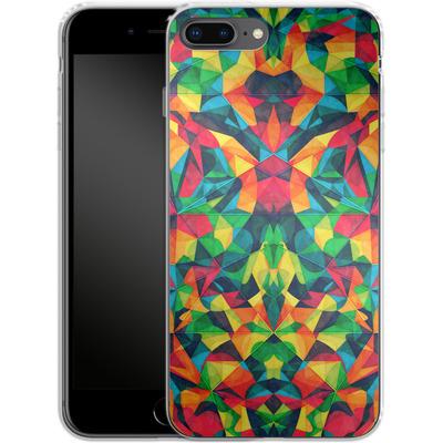 Apple iPhone 8 Plus Silikon Handyhuelle - Everything von Georgiana Teseleanu