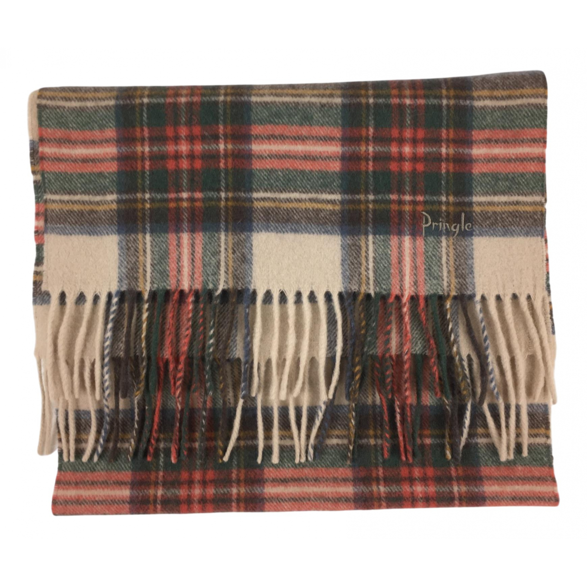 Pringle Of Scotland \N Tuecher, Schal in  Bunt Wolle