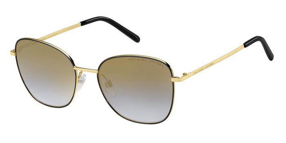 Marc Jacobs MARC 409/S J5G/FQ Women's Sunglasses Gold Size 54