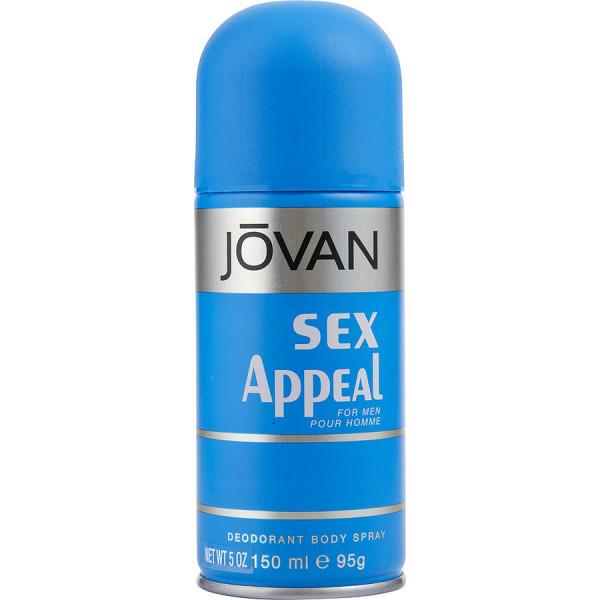 Sex Appeal - Jovan desodorante en espray 150 ml