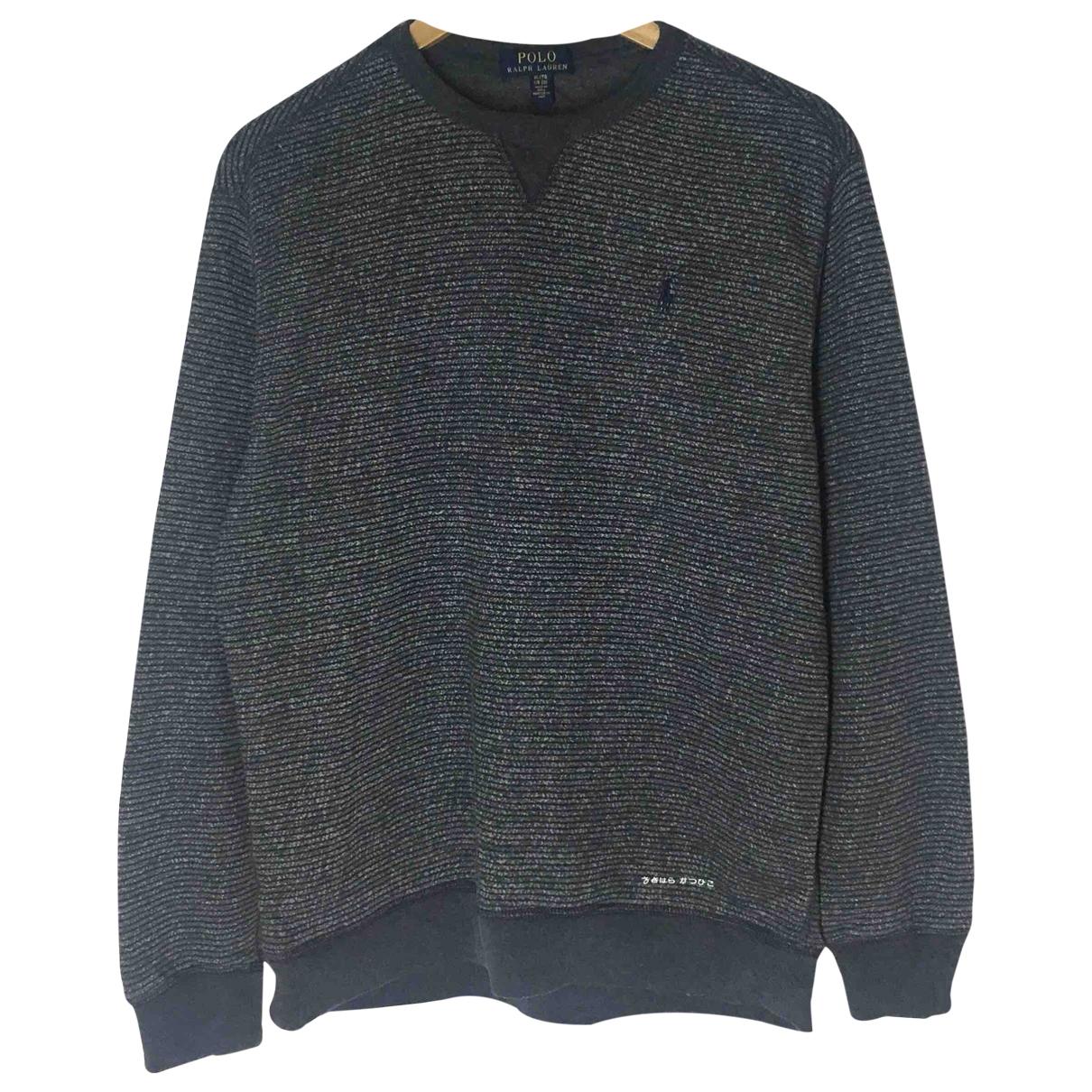 Polo Ralph Lauren \N Pullover.Westen.Sweatshirts  in  Schwarz Baumwolle
