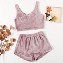 Sets Homewear Liso Casual