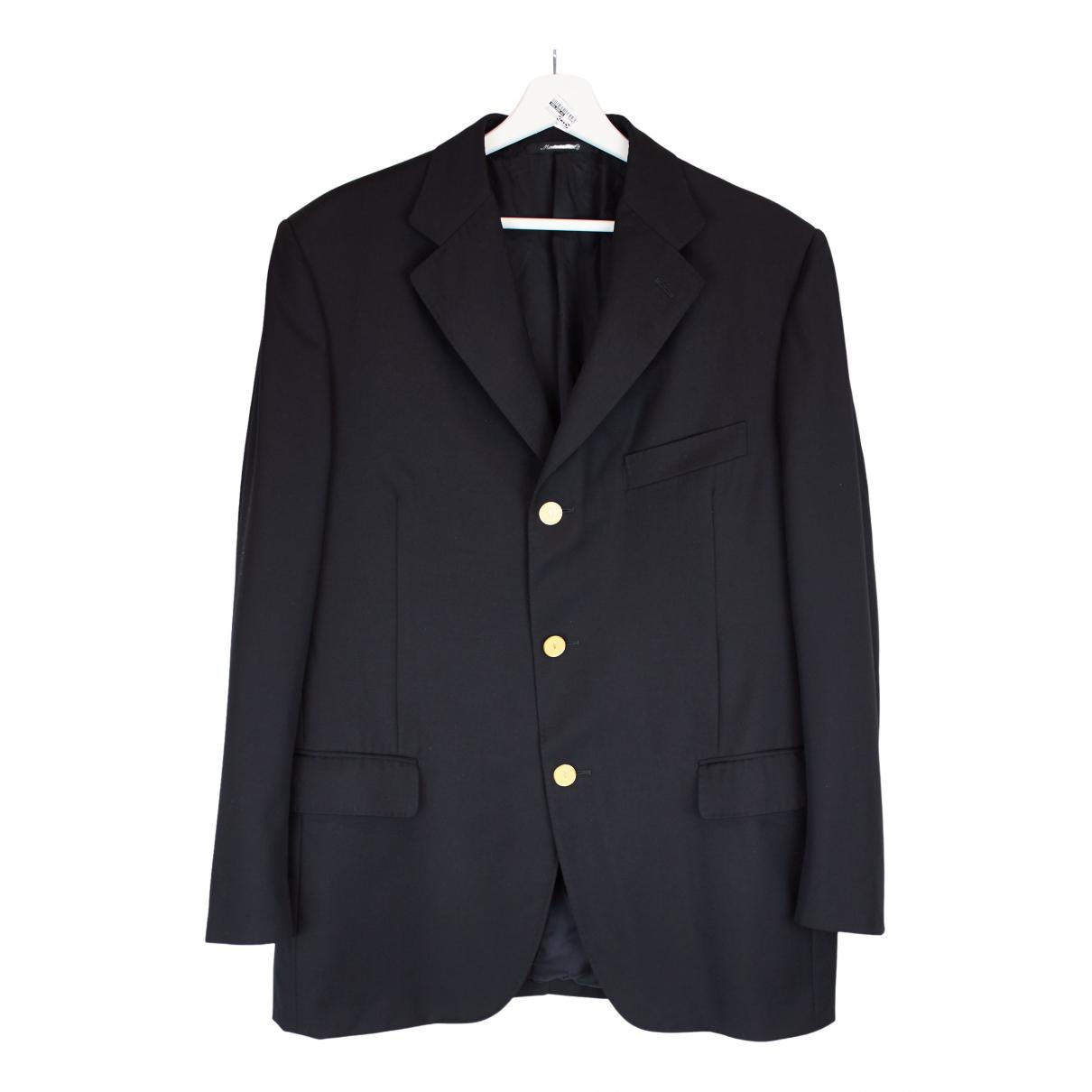 Chaqueta de Lana Yves Saint Laurent
