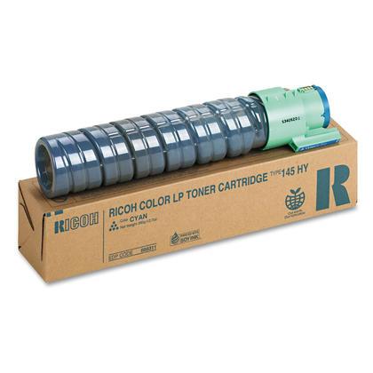 Ricoh 888311 Type 145 cartouche de toner originale cyan haute capacité