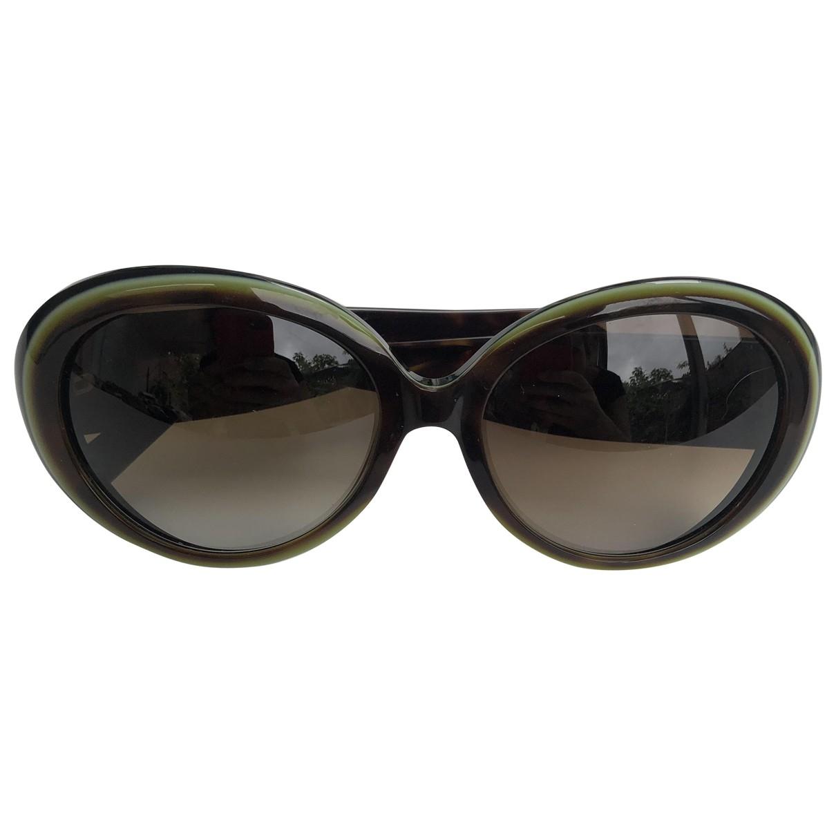 Marni \N Brown Sunglasses for Women \N