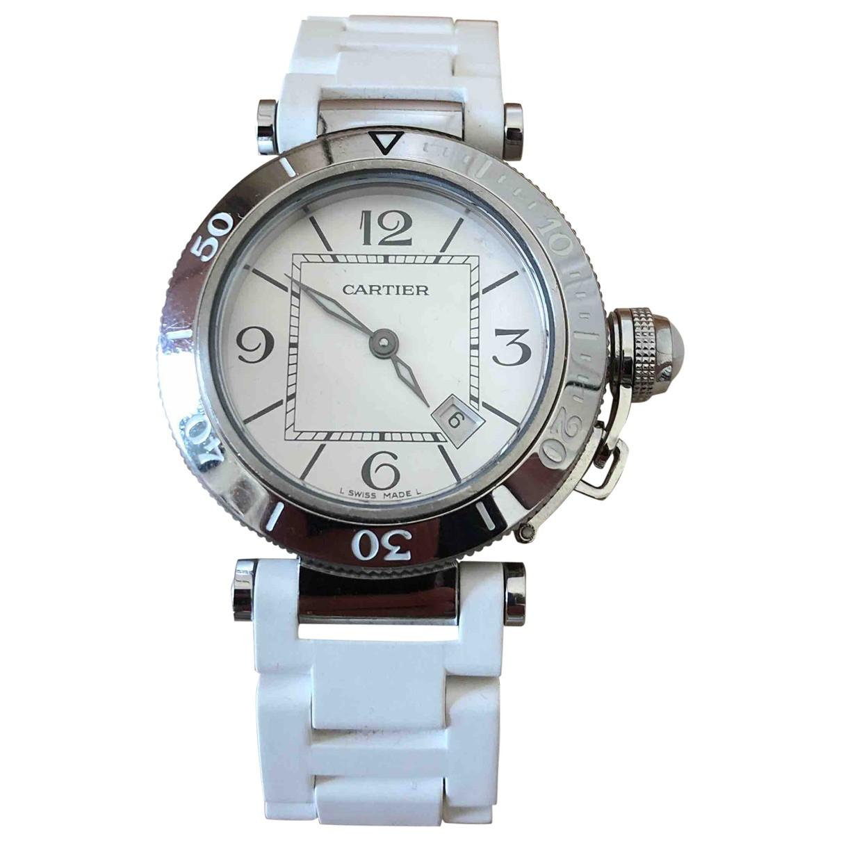 Reloj Pasha Seatimer Cartier