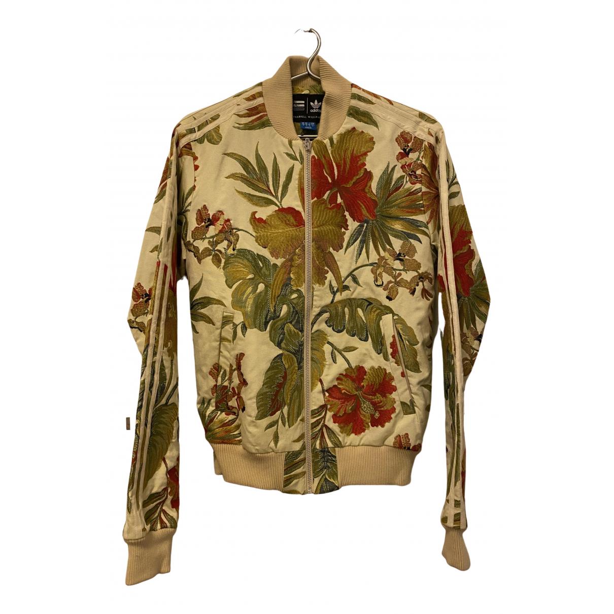 Adidas X Pharrell Williams \N Beige Cotton jacket  for Men S International