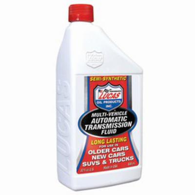 Lucas Oil Multi-Vehicle ATF - 10418