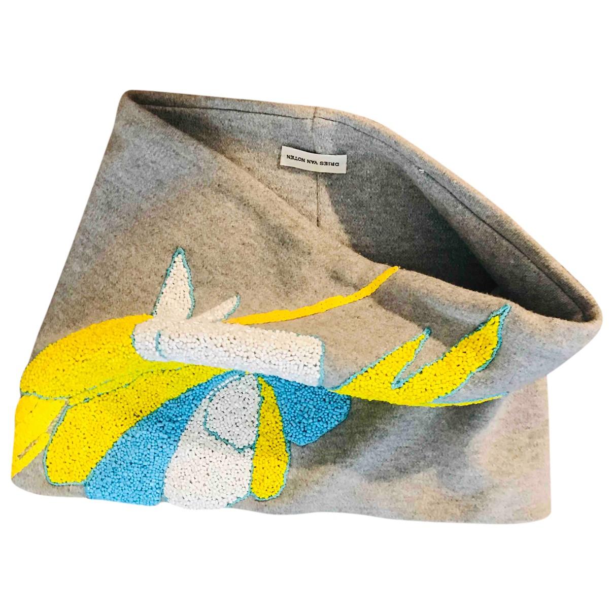 Dries Van Noten N Multicolour Cotton scarf for Women N