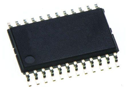 Texas Instruments DRV10983PWP, BLDC Motor Driver IC, 28 V 2A 24-Pin, HTSSOP (2)