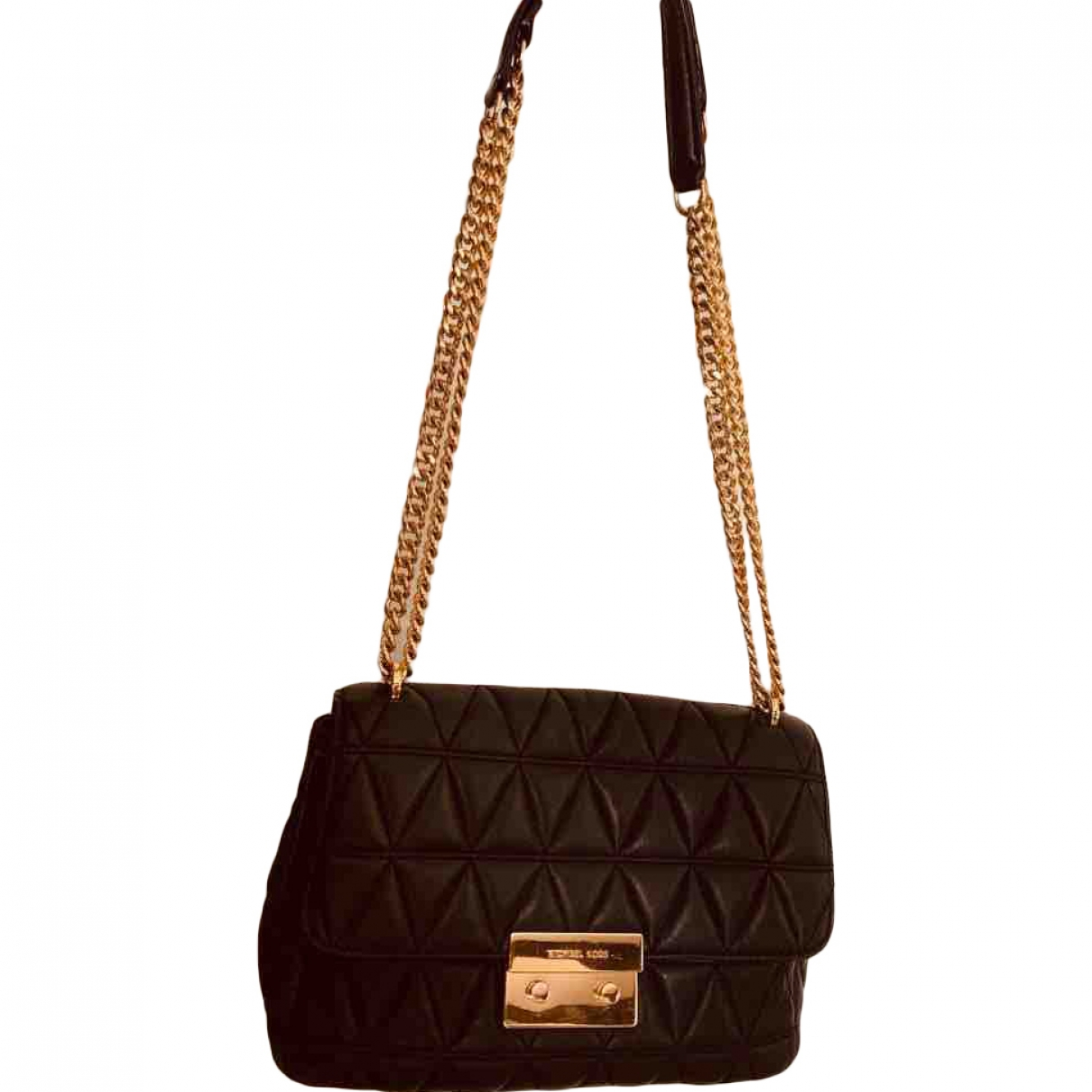 Michael Kors \N Black Leather handbag for Women \N