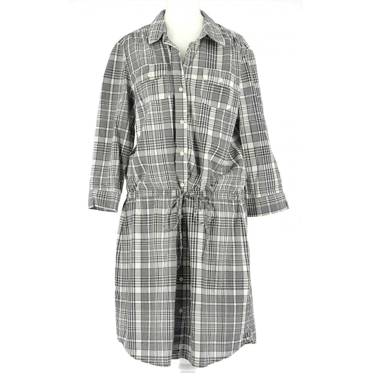 Tommy Hilfiger N Grey Cotton dress for Women 40 FR