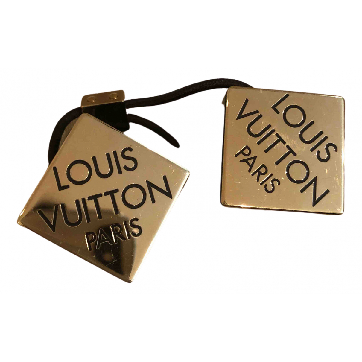 Louis Vuitton \N Haarschmuck in  Braun Metall