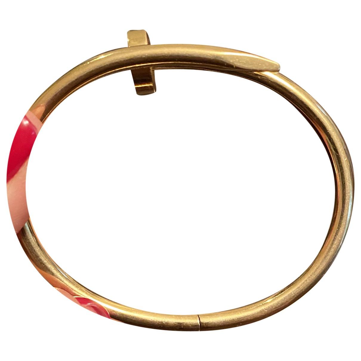 Cartier - Bracelet Juste un Clou pour femme en or rose
