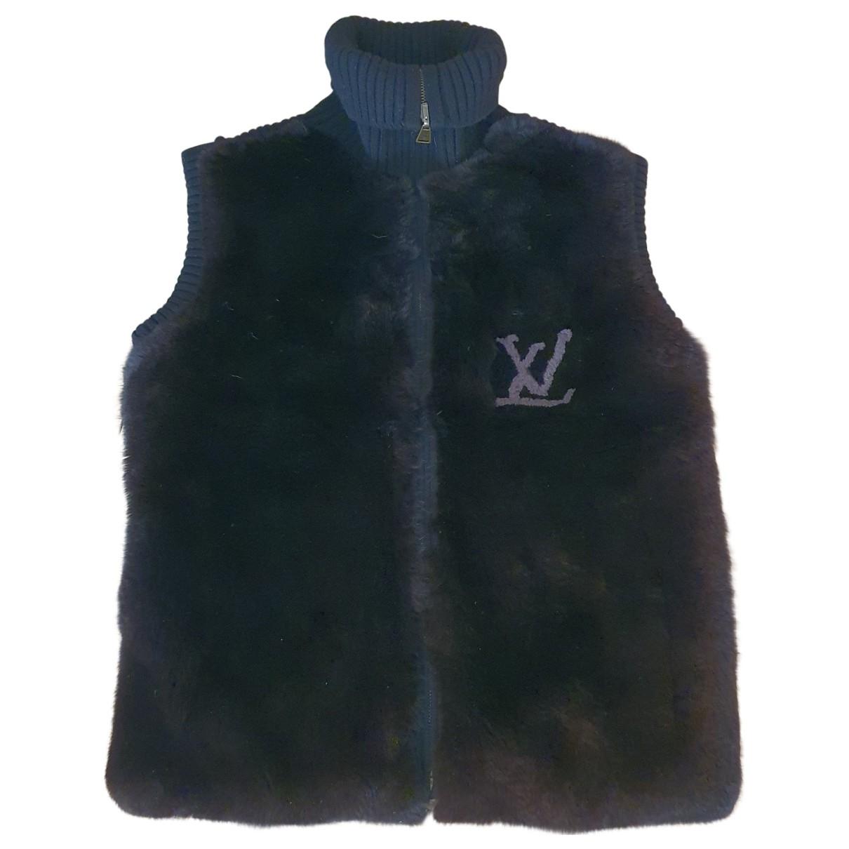 Louis Vuitton \N Pullover in  Braun Kaninchen