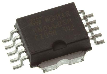 STMicroelectronics STCS2ASPR, LED Driver, 10-Pin PowerSO (5)
