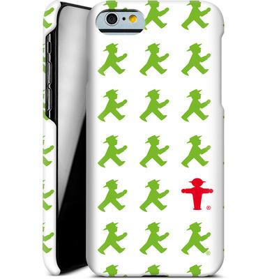 Apple iPhone 6 Smartphone Huelle - Green AMPELMANN Pattern von AMPELMANN