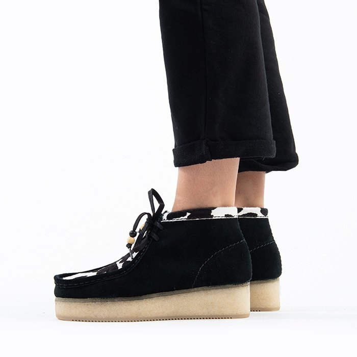 Clarks Originals Wallabee Wedge 26150791