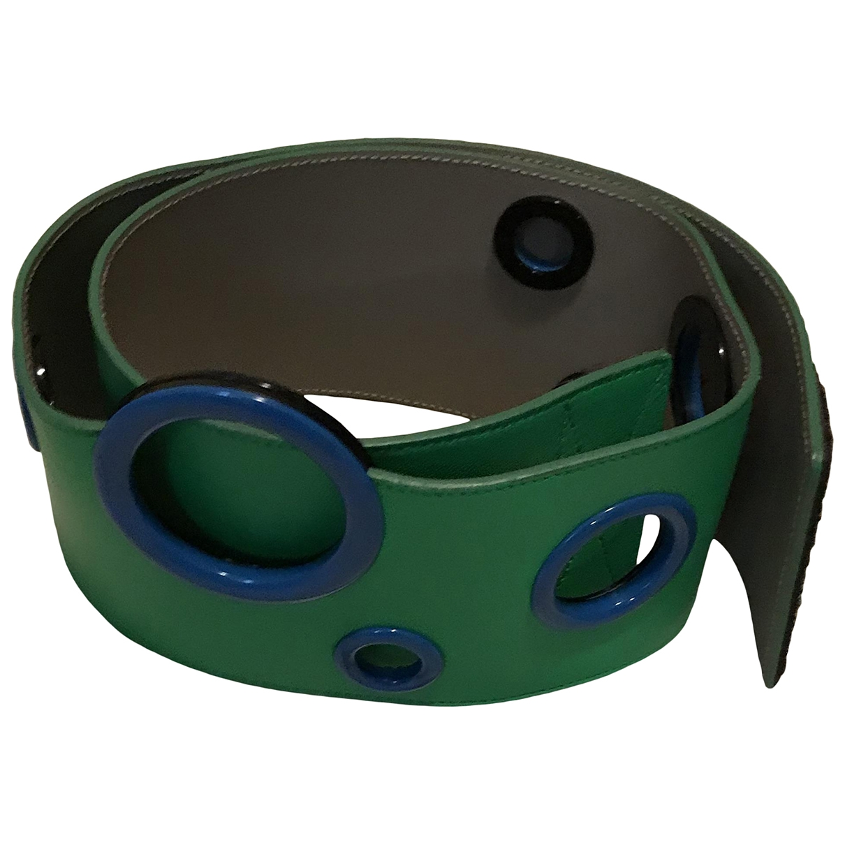 Cinturon de Cuero M Missoni