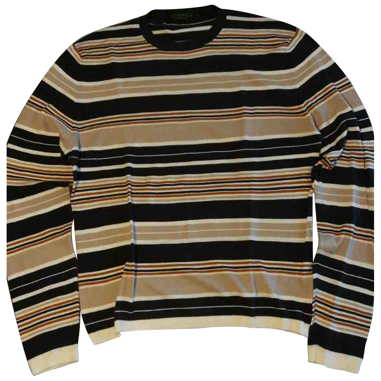 Etro \N Brown Cotton Knitwear & Sweatshirts for Men S International