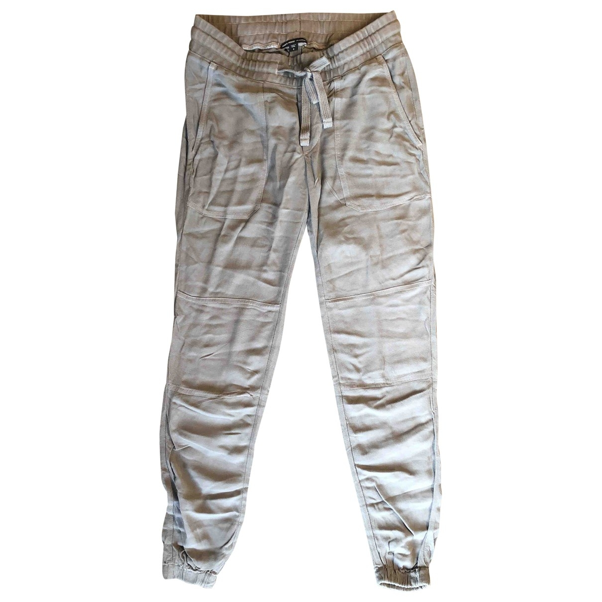 James Perse \N Trousers for Women 0 0-5