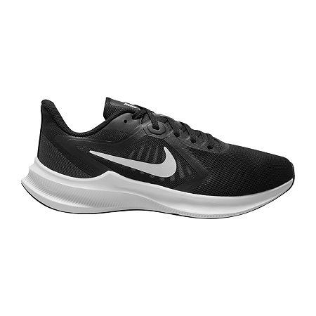 Nike Downshifter 10 Womens Running Shoes, 8 Medium, Black
