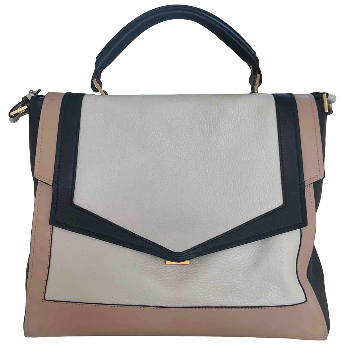 Elie Saab \N Handtasche in  Bunt Leder