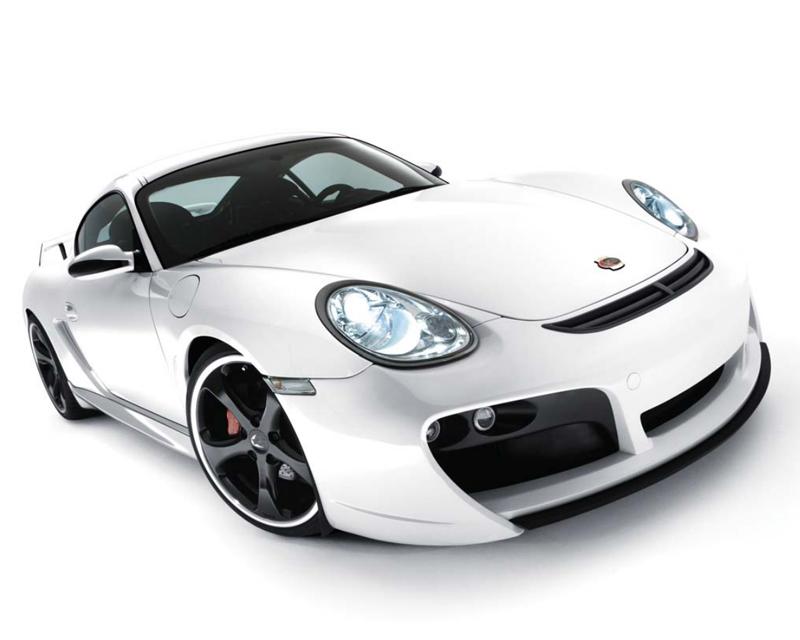 TechArt 097.121.182.009 Air Outlet Carbon Fiber Porsche Porsche Cayman | Cayman S 987 06-13