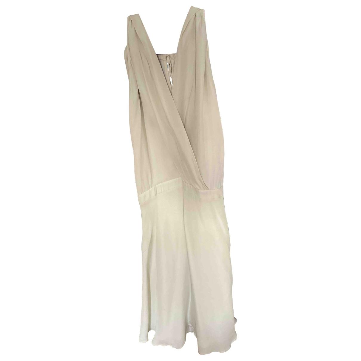 Mason \N Silk dress for Women 0 0-5