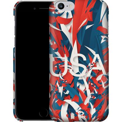 Apple iPhone 6s Plus Smartphone Huelle - Colorful USA von Danny Ivan