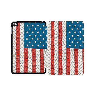 Apple iPad mini 4 Tablet Smart Case - USA von Bianca Green