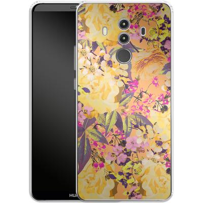 Huawei Mate 10 Pro Silikon Handyhuelle - Symmetric Spring von Zala Farah