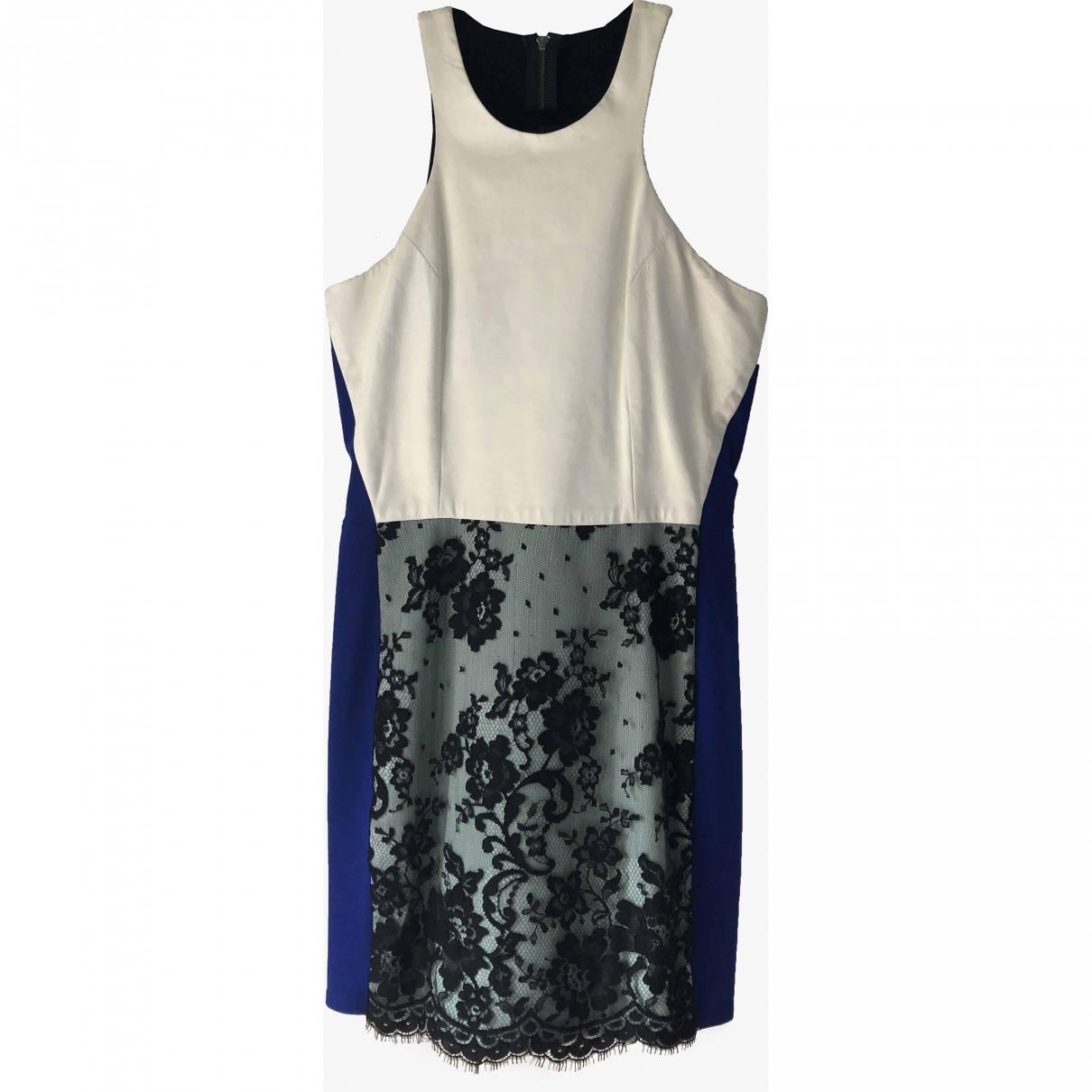 Mason \N Kleid in  Bunt Synthetik