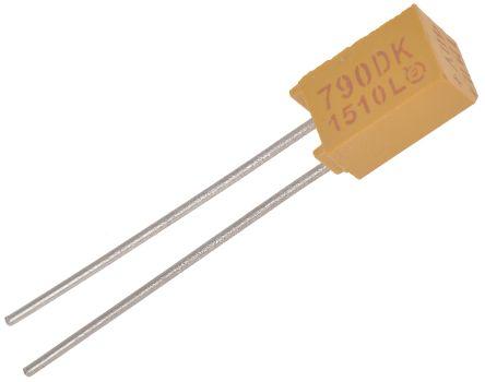Vishay Tantalum Capacitor 1μF 40V dc MnO2 Solid ±10% Tolerance , 790D