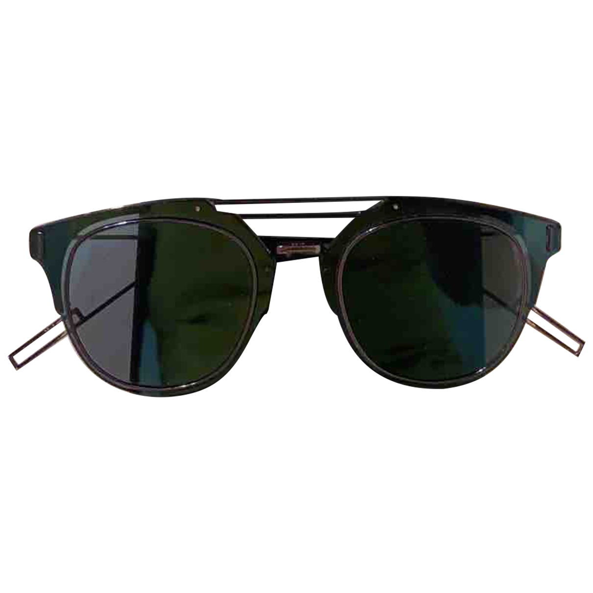 Dior Homme Dior Composit 1.0 Navy Metal Sunglasses for Men N