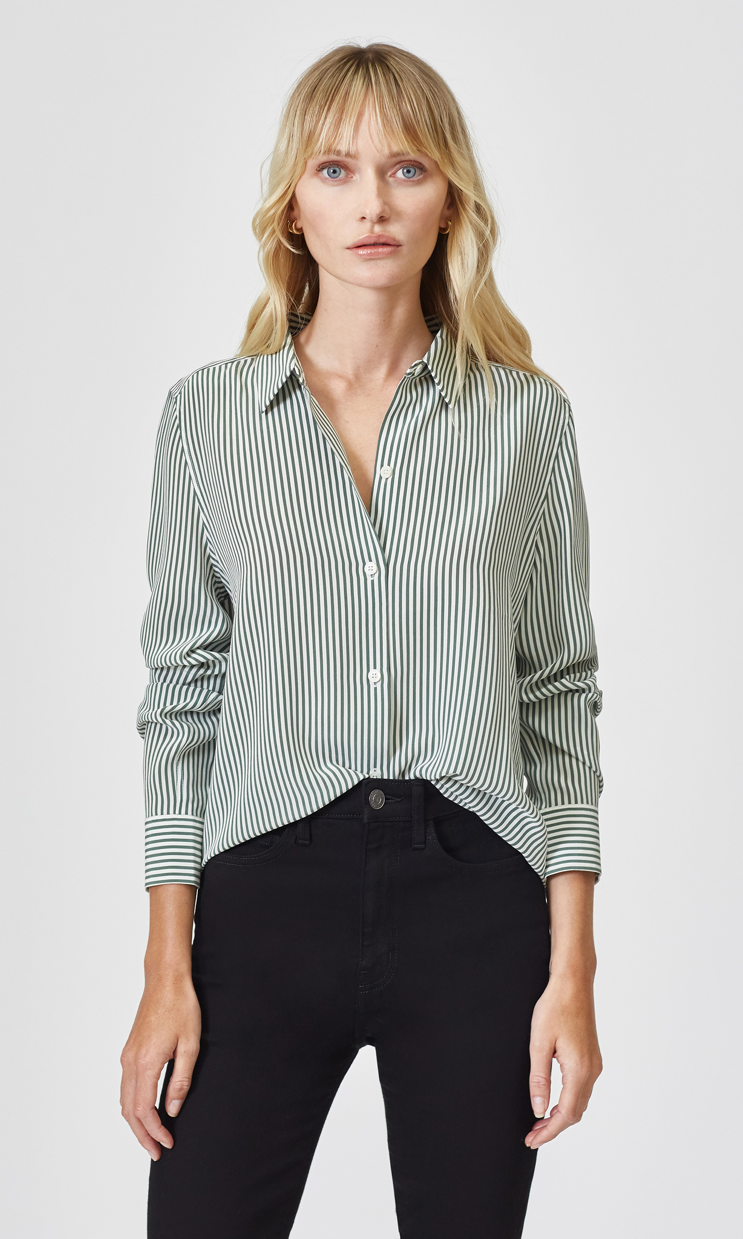 Essential Silk Shirt by Equipment