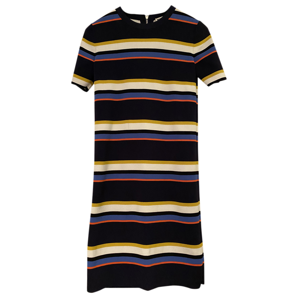 Whistles \N Kleid in  Bunt Baumwolle - Elasthan