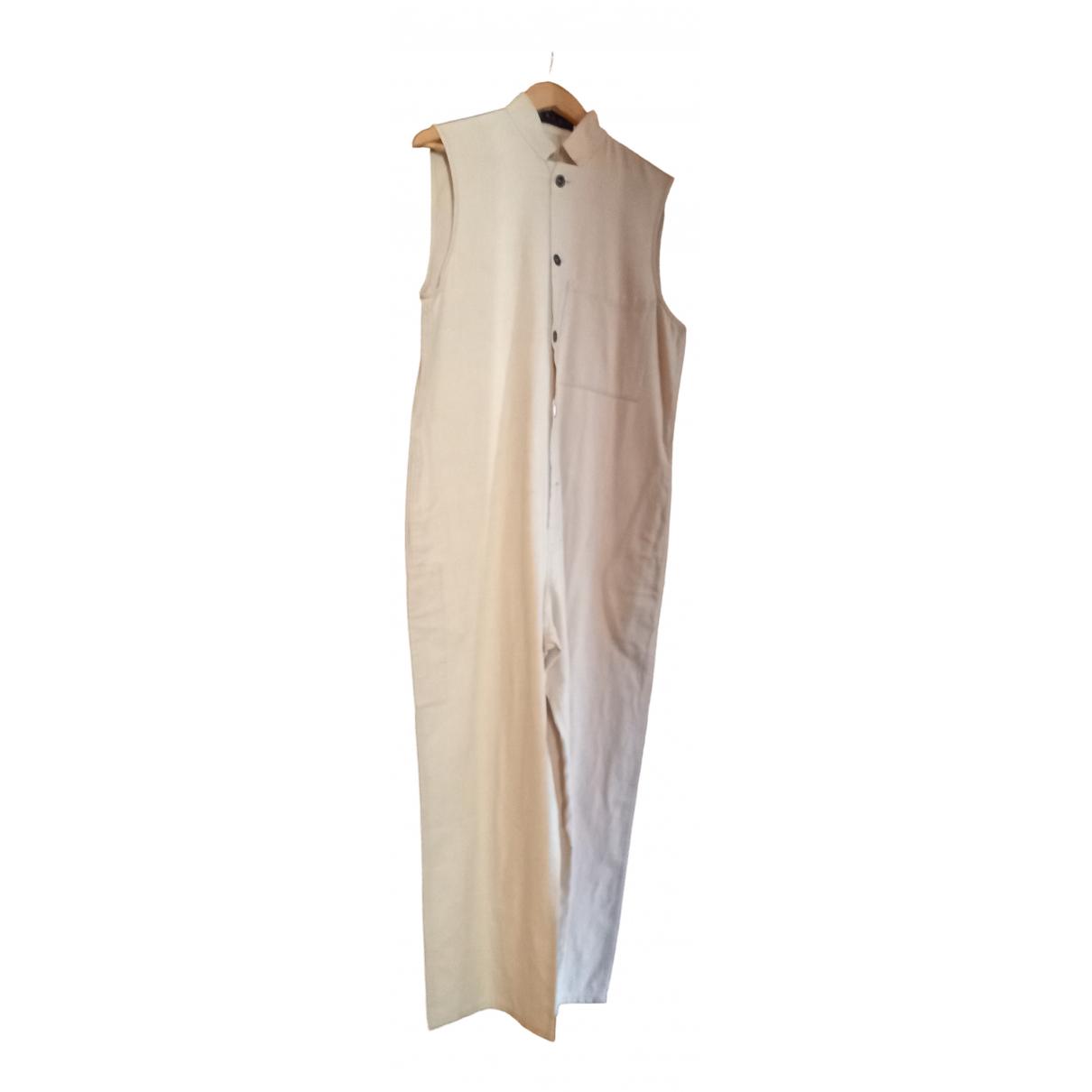 Ralph Lauren Double Rl - Combinaison   pour femme en lin - beige