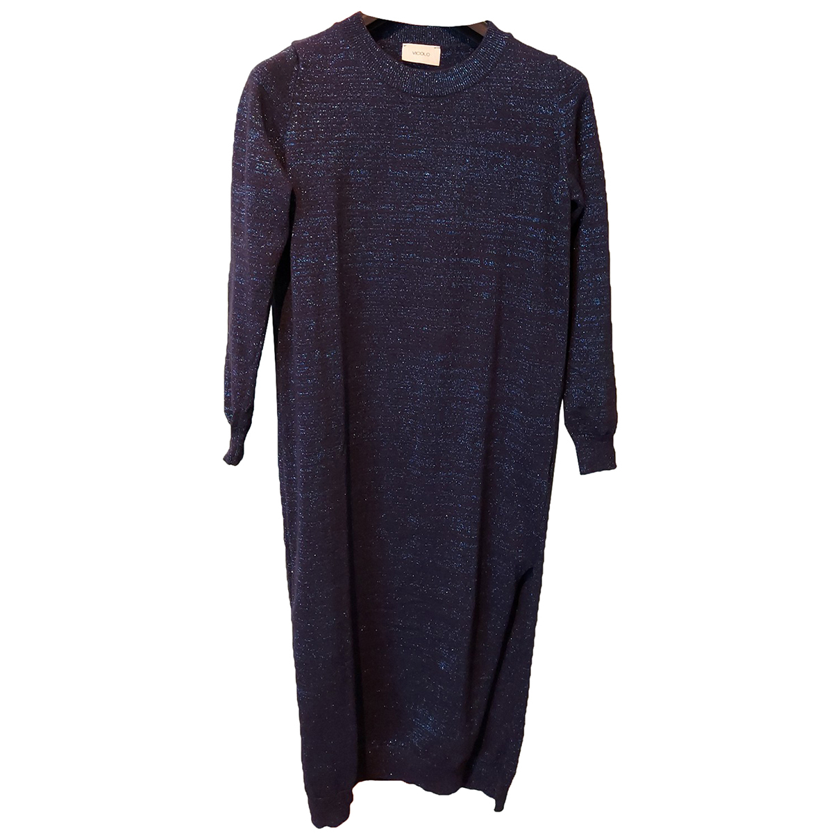 Vicolo N Blue dress for Women One Size FR