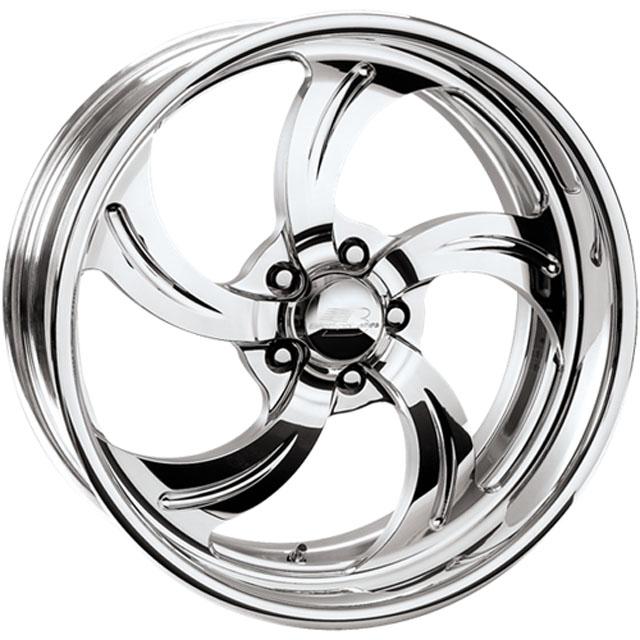 Billet Specialties SLG02812Custom SLG02 Wheel 18x12